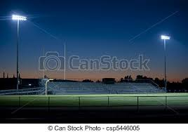 how tall are football stadium lights football stadium at night two stadium lights sparkle in the