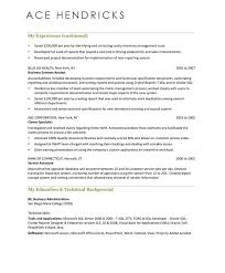 Sample Resume For System Analyst by Web Analyst Resume Samples U0026 Examples