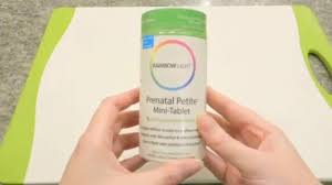 rainbow light prenatal one side effects review of rainbow light prenatal petite mini pills youtube