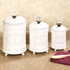 kitchen canisters ceramic sets with accessories lime green
