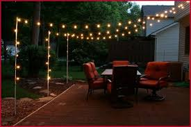 String Lighting For Patio Outdoor String Lights Patio Comfortable Lighting Backyard String
