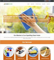 Cleaning Blogs 10 Best House Cleaning And Housekeeping Service Wordpress Themes