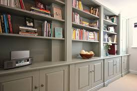 Bespoke Home Office Furniture Home Study Furniture Traditional Home Office Library