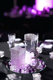 purple centerpieces mirror for centerpieces vinofestdc