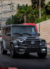 mercedes jeep 2016 matte black mercedes g class gronos by mansory suv pinterest cars