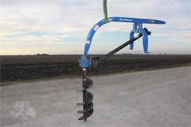 tractorhouse com new holland 906ld auger posthole for sale