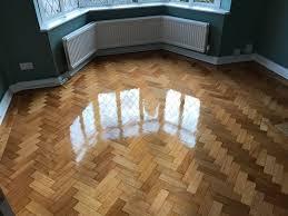 floor sanding parquet restoration in central ec1 ec2