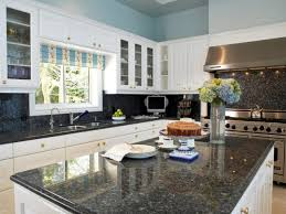 White Kitchen Cabinets Wall Color by Painted White Kitchen Cabinets Oak Cabinet In Country Style Design