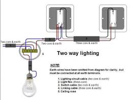 how to wire two way light electrical wiring