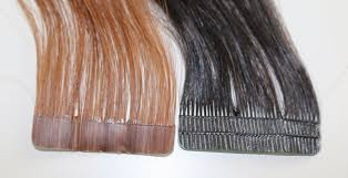 European Weave Hair Extensions by Tape Weave Hair Extensions Hair Weaving