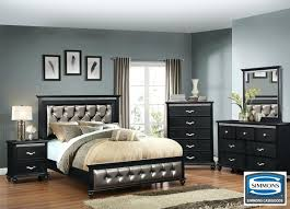 5 foot bed frame black metal twin or full or queen size metal bed