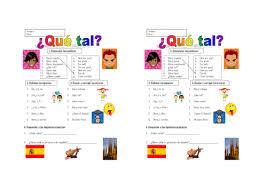 spanish beginners worksheet by lauralou83 teaching resources tes