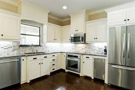 White Backsplash For Kitchen by Kitchen Backsplash Ideas For White Cabinets My Home Design Journey