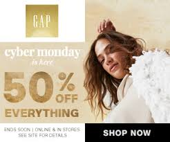 gap cyber monday 2017 ads deals and sales