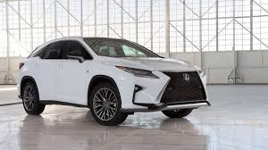 lexus rx 2018 model 2018 2019 lexus rx 350 automotive news 2018