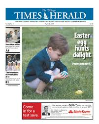 the village times herald april 20 2017 by tbr news media issuu
