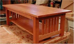 Coffee Table Plans Shaker Coffee Table Plans Szahomen Intended For Residence