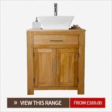 Oak Bathroom Vanity Units 50 Off Oak Bathroom Furniture Home Furniture Land