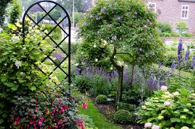 free standing trellis beekman www classic garden elements co uk