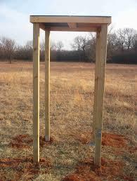 Box Blind Plans Deer Platform Brackets Images Reverse Search