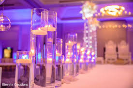 indian wedding decorators in atlanta ga lovely floating candles in atlanta indian wedding by