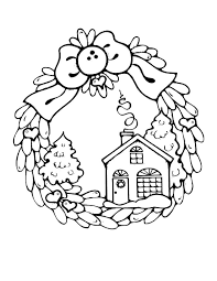 ferman merry christmas coloring page