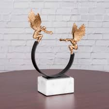 Angels Home Decor by Guardian Angels Home Decor Showpiece Decorative Items For Living