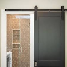 barn door ideas for bathroom bathroom sliding door designs bathroom sliding door designs of 17