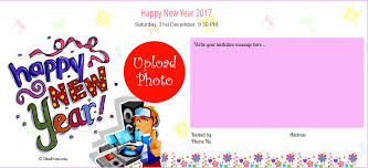 Happy New Year Invitation Free New Year Invitation Card U0026 Online Invitations