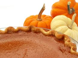 thanksgiving recipe pumpkin pie