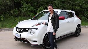 juke nismo video road test nissan juke nismo rs driving ca youtube