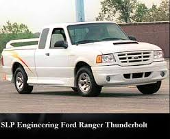 ford thunderbolt ranger just saw that ford slp thunderbolt s seriesforum com