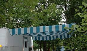 Awnings For Trailers Vintage Awnings