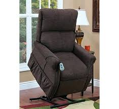 power reclining lift chair r power lift recliner chairs leather