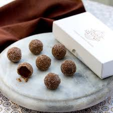clear chocolate martini espresso martini chocolate truffle gift box by the london