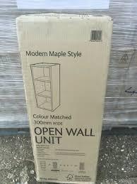 b q kitchen wall cabinets white flat pack kitchen unit cabinet 300mm x 720mm standard wall