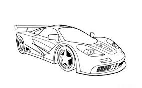 printable race car coloring pages free 3491 printable