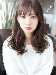 japanese hair see through bangs the most popular hair trend in korea asian