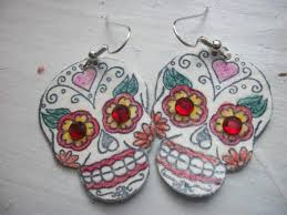 skull home decor designs ideas image of skull accessories for home