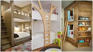 Double Deck Bed Designs Latest Make The Most Of Your Bedroom With These 15 Double Deck Bed Ideas