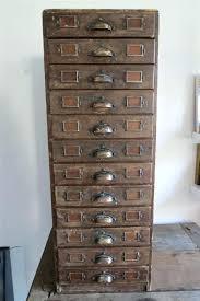 solid oak filing cabinet rustic wood file cabinet antique vintage rustic solid wooden filing