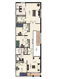 small lot home plans astounding free house plans for narrow lots canada ideas best