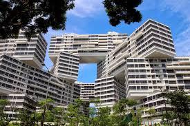 4 famous building designs in singapore