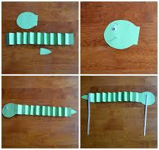 east coast mommy ecm kids u0027 craft club 17 snake puppet and