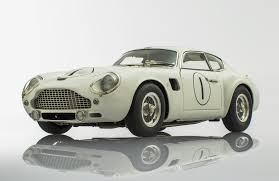zagato car aston martin db4 gt zagato white by cmc model cars racing heroes