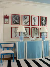 best color to paint a room with coolest combination blue and white