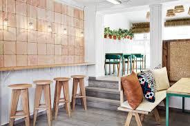 restaurant design in oslo by masquespacio italianbark
