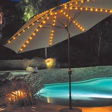 Lighted Patio Umbrella Lighted Umbrella For Patio Unique And 11 Lighted Patio Umbrella