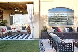 Backyard Designs Ideas Low Maintenance Backyard Design Ideas The Home Depot