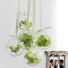 Wall Mounted Glass Flower Vases Home Décor Vases Ebay